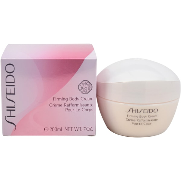 Shiseido Firming 7-ounce Body Cream