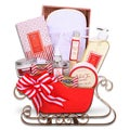 Alder Creek Gift Baskets Sleigh of Relaxation Basket