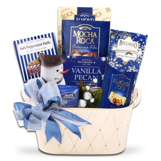 Alder Creek Gift Basket White Christmas