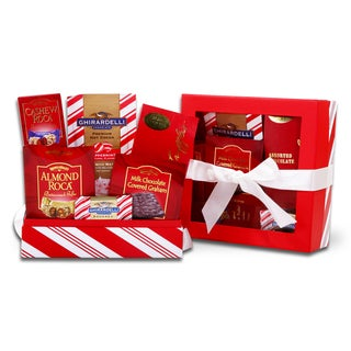 Alder Creek Gift Basket Holiday Cheer in A Box