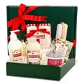 Alder Creek Gift Basket Holiday Spa Gift Box
