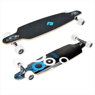 Atom 36-inch Blue Drop-Through Longboard