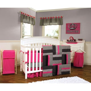 Trend Lab 5-piece Serena Crib Bedding Set