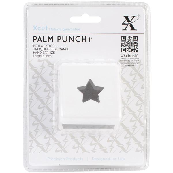 Large Palm Punch - Traditional Star