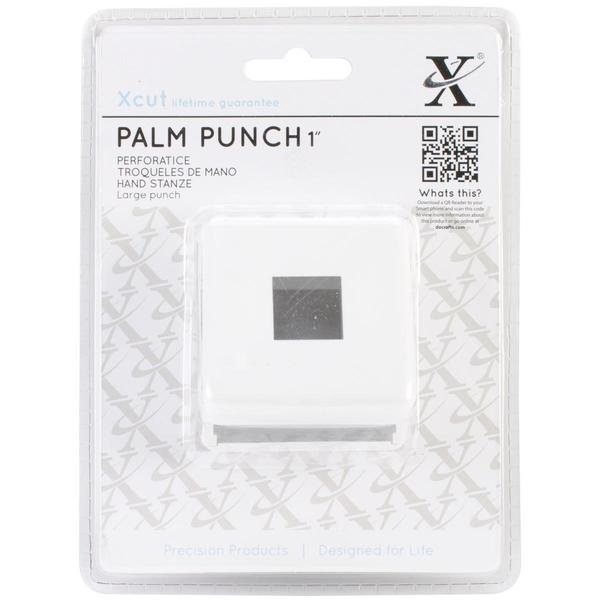Large Palm Punch - Square