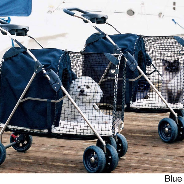 Kittywalk 5th Ave Luxury Pet SUV Stroller