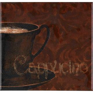 Fabrice de Villeneuve's 'For Coffee Lovers 2' Canvas Art (Set of 2)