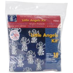 Holiday Beaded Ornament Kit - Little Angels