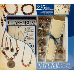 Jewelry Basics Class In A Box Kit - Natural