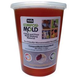 PowerMold Firm Reusable Molding Material 40 Ounces -