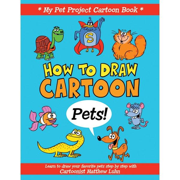 How To Draw Cartoon Pets! -