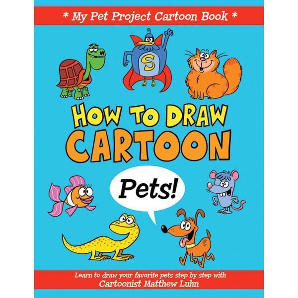 How To Draw Cartoon Pets! -