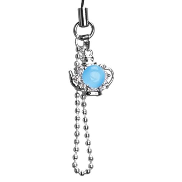 INSTEN Cellphone Charm TA2715 - Blue