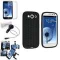 BasAcc Case/ LCD Protector/ Car Holder for Samsung Galaxy S3