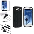 BasAcc Case/ LCD Protector/ Car Charger/ Headset for Samsung Galaxy S3