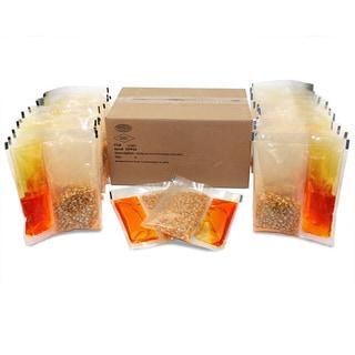 Nostalgia Electrics KPP-24 24-count Popcorn Oil and Seasoning Kit (24-piece)