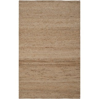 Safavieh Handwoven Cape Cod Natural Jute Area Rug (8' x 10')