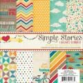 I Heart Summer Paper Pad 6 X6 24/Sheets - Double-Sided