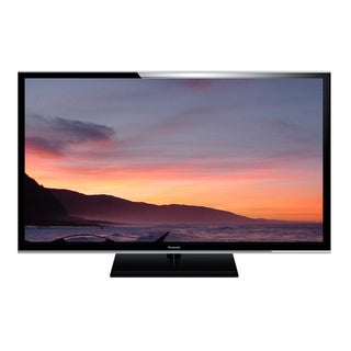 "Panasonic TC65PS64 65"" 1080p 600Hz Plasma TV (Refurbished)"