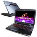 "CyberpowerPC Fangbook AFX7-200 2.5GHz 8GB 750GB 17.3"" Gaming Laptop"