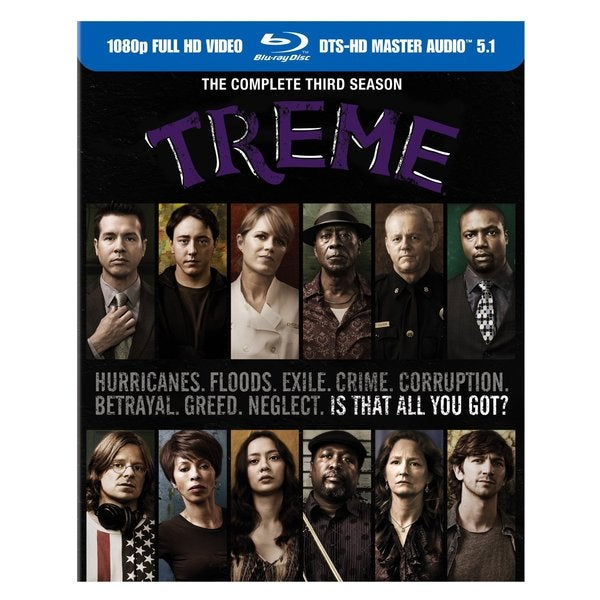 Treme: The Complete Third Season (Blu-ray Disc) 11717084