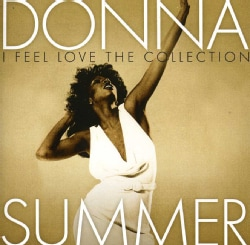 DONNA SUMMER - I FEEL LOVE: THE COLLECTION