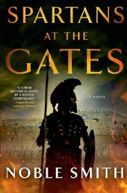 Spartans at the Gates (Hardcover)