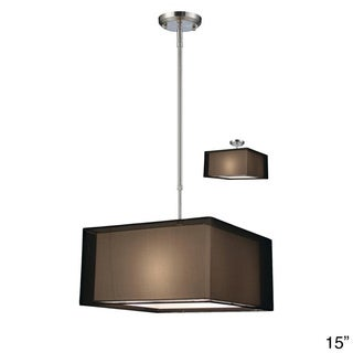 Nikko 3-light Metal Fixture