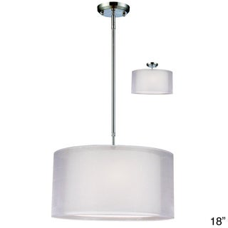 Nikko 3-light Fixture