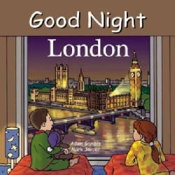 Good Night London (Board book)
