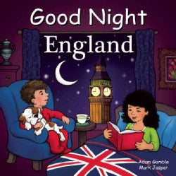 Good Night England (Board book)