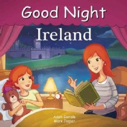 Good Night Ireland (Board book)