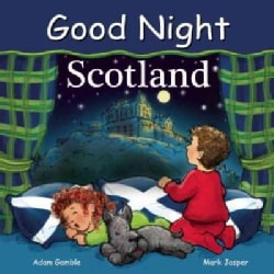 Good Night Scotland (Board book)