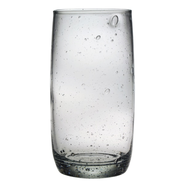 17-ounce Hiball Bubble Glasses Set of 4