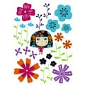 Flowerine Wall Decal