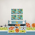 Junior Varsity Decor Set