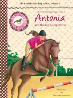 Antonia and the Big Competition (Hardcover)