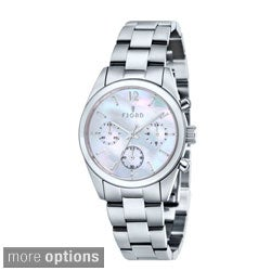 Fjord Women's Ingegerda Stainless Steel Watch