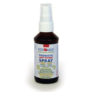 Kissable Probiotic Anti-plaque Mouth Spray for Dogs