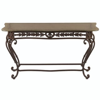 Passion Bronze Oro Console Table