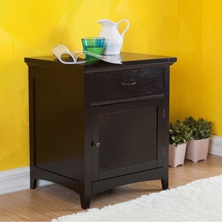 Laurel Espresso Nightstand