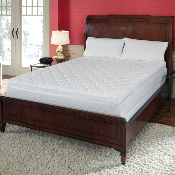 Reversible Pillow Top 12-inch Full-size Memory Foam Mattress