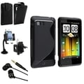 BasAcc Case Set/ Holder/ Headset for HTC Holiday/ Vivid