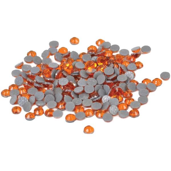 Silhouette Rhinestones SS16-Orange - 350