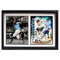 Tampa Bay Rays Evan Longoria 12x18 Double Frame Photo