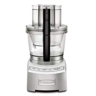 Cuisinart FP-12BC Brushed Chrome 12-cup Elite Food Processor