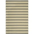 Safavieh Indoor/ Outdoor Hampton Light Blue/ Green Rug (6'7 x 9'6)