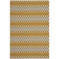 Safavieh Indoor/ Outdoor Hampton Camel/ Brown Rug (6'7 x 9'6)