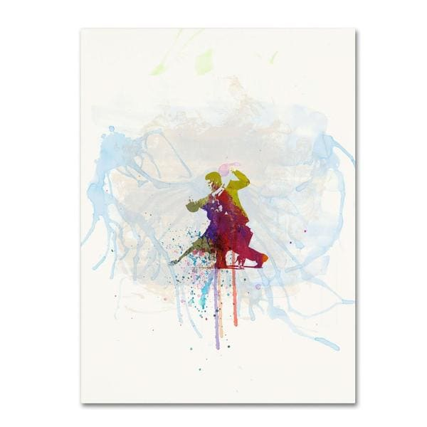 Naxart 'Last Dance' Canvas Art