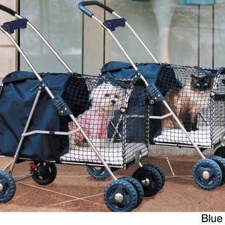 Kittywalk 5th Ave Luxury Pet Stroller